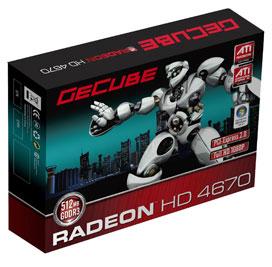 GeCube GC-AHD4670XTG3-E3