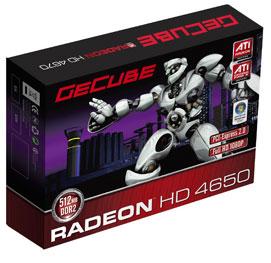 GeCube GC-AHD4650P2-E3