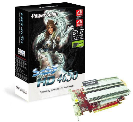 PowerColor SCS3 HD 4650 512MB