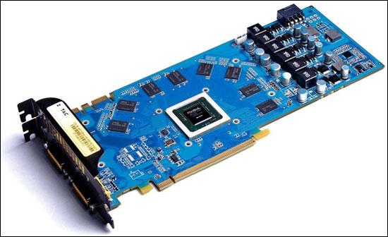 Zotac GeForce 9800 GTX+ 1GB GDDR3