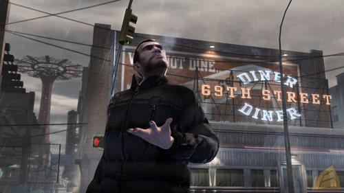 ПК-версии Grand Theft Auto 4 (GTA 4) от Take Two и Rockstar.
