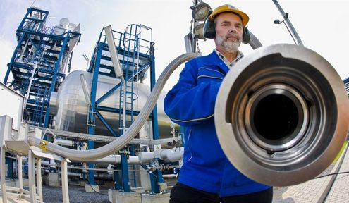 Технология накопления углерода под землей
