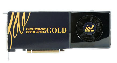 Inno3D GeForce GTX 260 Gold
