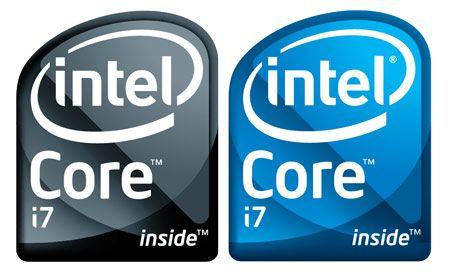 Intel Core i7 Logos
