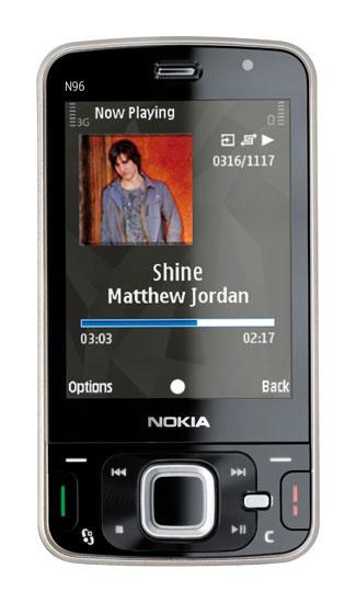 Nokia N96 в России за 32000 рублей?