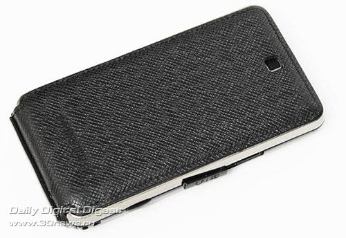 Samsung F480 Touchwith. Вид общий с закрытой крышкой