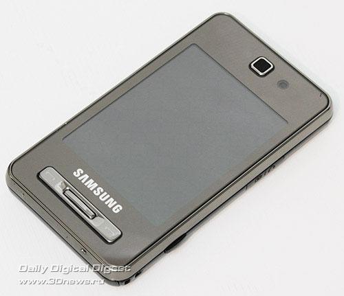Samsung F480 Touchwith. Вид общий