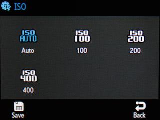 Samsung F480 Touchwiz. Режим камеры - 4