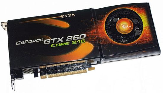 EVGA GeForce GTX 260 Core 216 Superclocked Edition