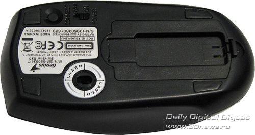 Мышка Genius SlimStar 820 2