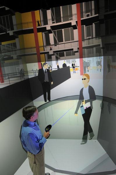Виртуальная реальность StarCAVE: всё как в жизни