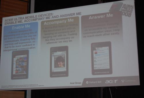 Acer выпустит нетбук под маркой Gateway