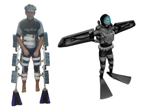 pisces exoskeletons