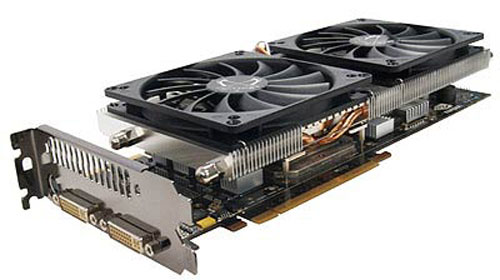 Scythe Musashi Dual Fan Graphics Card Cooler
