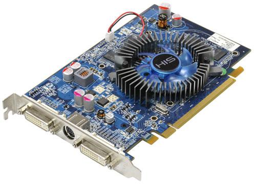HIS HD 4650 Fan