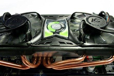 Point of View GeForce 9800 GTX+ Accelero Twin Turbo