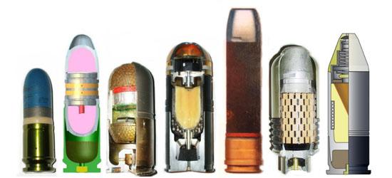 Автоматика XM25 использует энергию пороховых газов, отводимых из бокового канала в стволе, запирание которого...