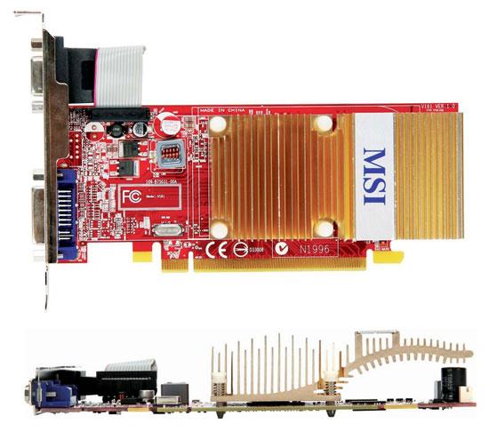 MSI R4350-D256H