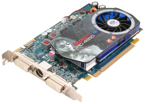 Sapphire HD 4650 512MB DDR2