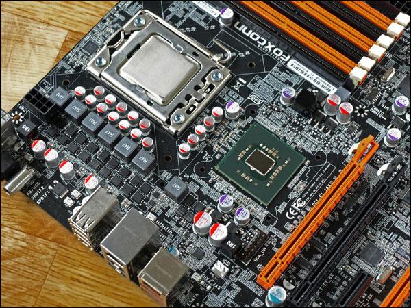 Foxconn Renaissance X58 Digital Life