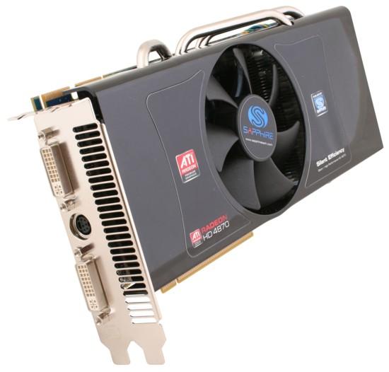 Sapphire Radeon HD 4870 512MB GDDR5