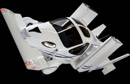 Автомобили полетят в следующем году, официально