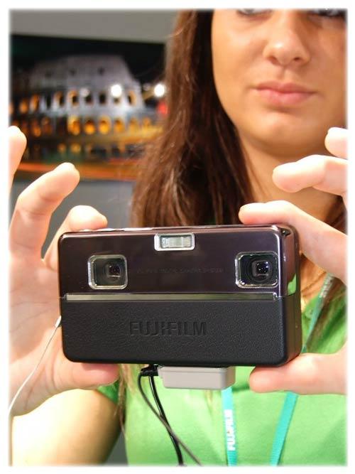 Fujifilm FINEPIX Real3D