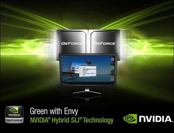 NVIDIA Hybrid SLI Technology