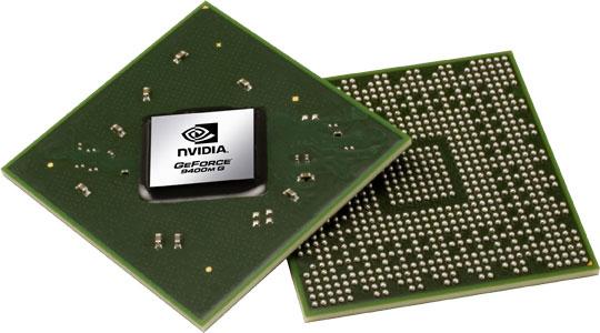 NVIDIA GeForce 9400M G