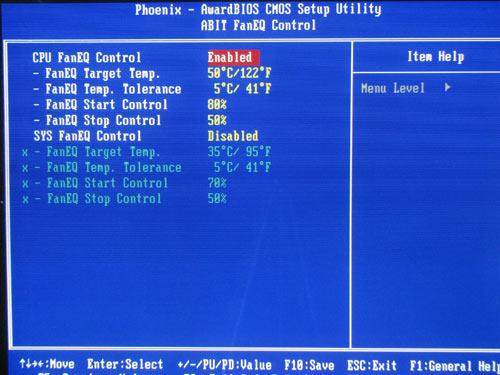 abit I-G31 SmartFAN