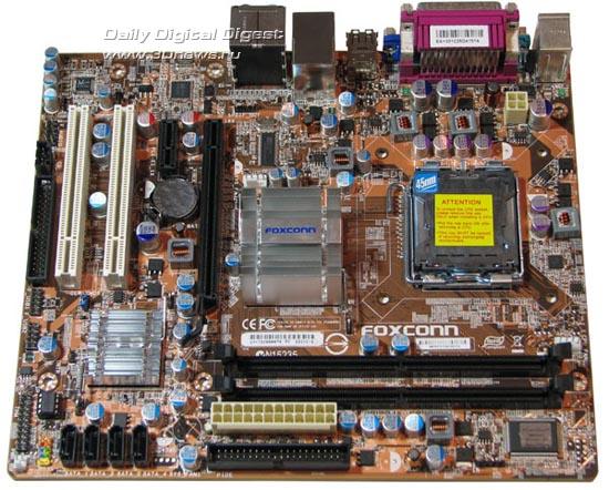 Foxconn G31MG-S, board