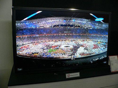 40-дюймовая OLED-панель Samsung