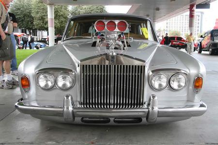 Фото дня: самый быстрый в мире Rolls-Royce