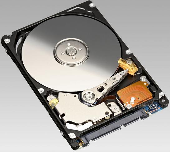 Fujitsu HDD MJA2
