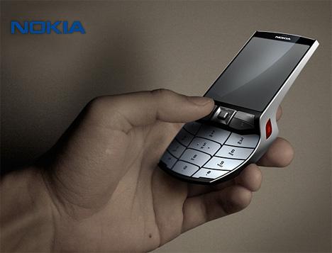 Необычный телефон от финского дизайнера