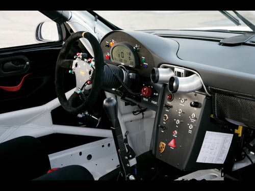 Porsche 911 GT3 RSR 4