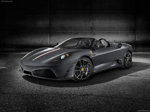 Ferrari Scuderia Spider 16M 2