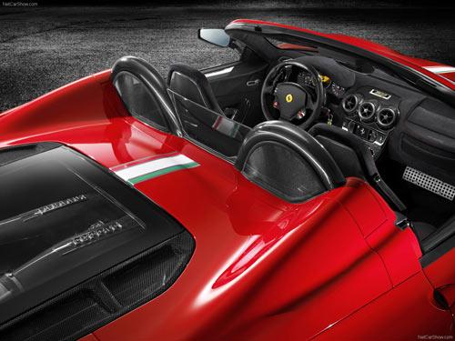 Ferrari Scuderia Spider 16M 4