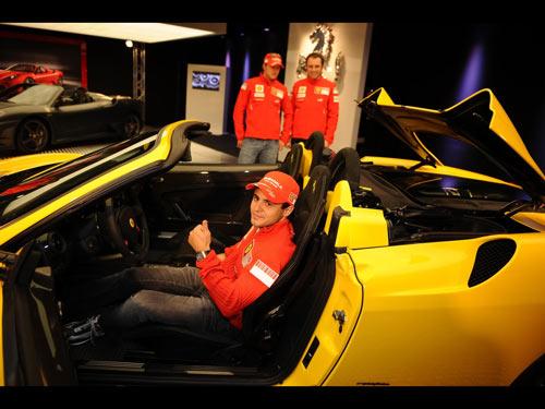 Ferrari Scuderia Spider 16M 6