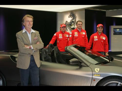 Ferrari Scuderia Spider 16M 5