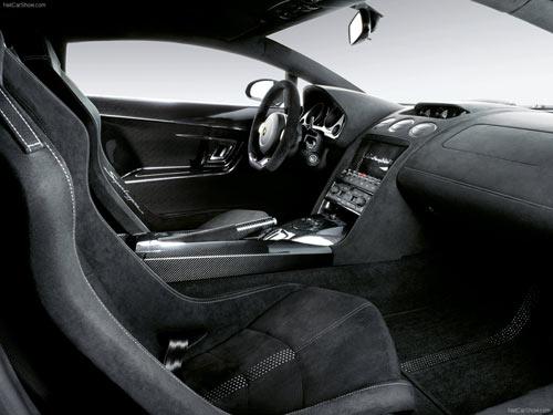 Lamborghini Gallardo Superleggera 3