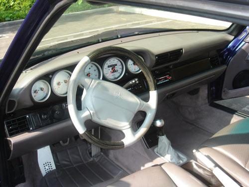 Porsche Cabrio CarPC 2