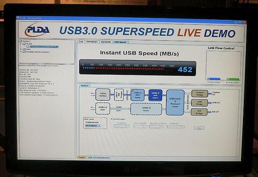 PLDA USB 3.0