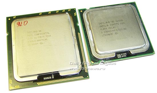Intel Core i7-920 vs Conroe 1