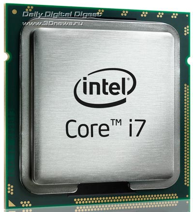 Intel Core i7-920 Logo