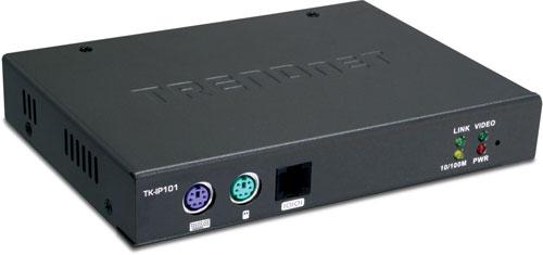 TRENDnet TK-IP101: управление серверами из любой точки мира