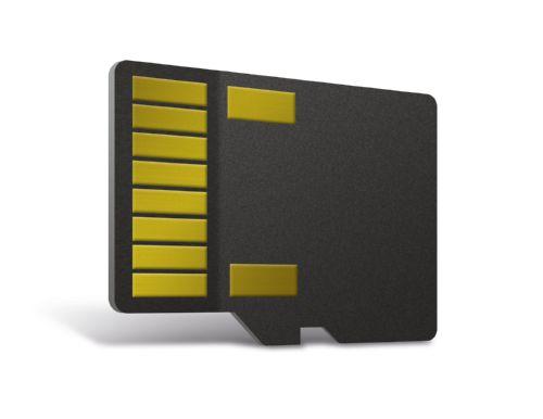 microSD с NFC