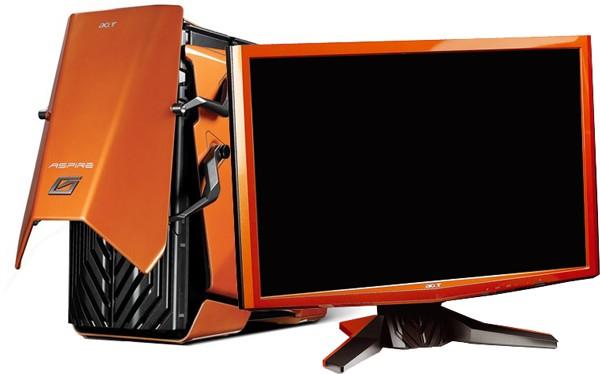 Фото пресс-службы Acer Тайваньская Acer представила ЖК-монитор G24 с контрастностью 50000:1, что является лучшим...