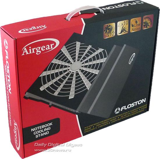 Floston Airgear, упаковка