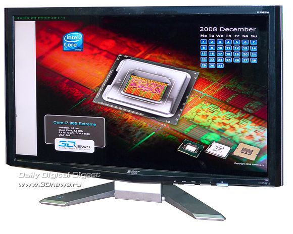 Монитор Acer P243W